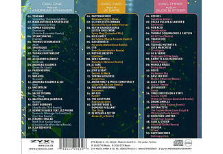 VARIOUS - TECHNO 2021  - (CD)