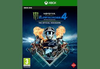 Monster Energy Supercross 4 NL/FR Xbox One