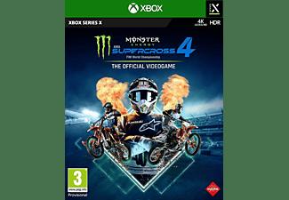 Monster Energy Supercross 4 NL/FR Xbox Series X