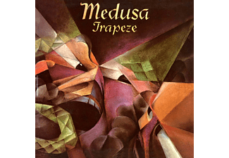 Trapeze - Medusa (Expanded 3CD Deluxe Set)  - (CD)