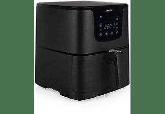 Freidora sin aceite - Princess 183014 Aerofryer, 1700 W, 5.2 l, 80 - 200 ºC, Panel táctil, Libre BPA, Negro
