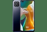 "Móvil - OPPO RENO4 Z 5G, Negro, 128 GB, 8 GB, 6.57"" FHD+, MTK MT6873V, 4000 mAh, Android"
