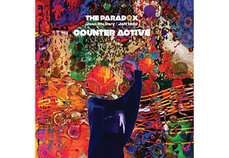 The Paradox (Dary,Jean-Phil/Mills,Jeff) - Counter Active  - (Vinyl)