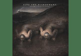 Five The Hierophant - Over Phlegethon (Black Vinyl)  - (Vinyl)