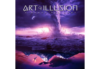 The Art Of Illusion - X Marks The Spot  - (CD)