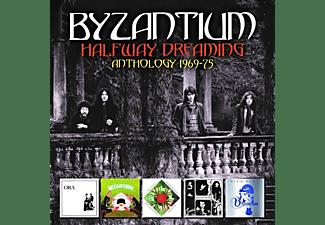 Byzantium - Halfway Dreaming: Anthology 1969-75-5CD Box Set  - (CD)