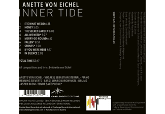 Anette Von Eichel - Inner Tide  - (CD)