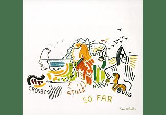 Crosby, Stills, Nash & Young - SO FAR  - (Vinyl)