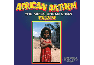 Mikey Dread - AFRICAN ANTHEM DUBWISE (THE MIKEY DREAD SHOW)  - (Vinyl)