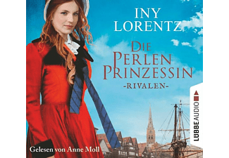 Lorentz Iny - Die Perlenprinzessin-Rivalen: Teil 1  - (CD)