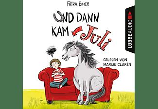 Petra Eimer - Und dann kam Juli  - (CD)