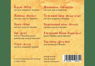 Vedan Kolod - GORODISCHE  - (CD)