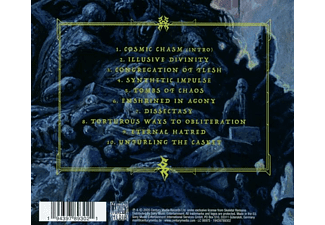 Skeletal Remains - THE ENTOMBMENT OF CHAOS  - (CD)