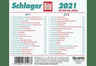 VARIOUS - Schlager BILD 2021  - (CD)