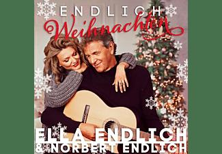 Endlich, Ella & Endlich, Norbert - Endlich Weihnachten  - (CD)