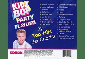 Kidz Bop Kids - Kidz Bop Party Playlist! (CD Ablöseversion)  - (CD)