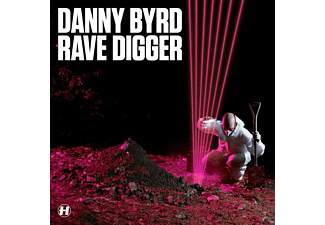Danny Byrd - Rave Digger  - (EP (analog))