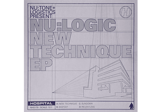 Nu:logic - New Technique EP  - (EP (analog))