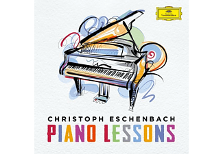 Christoph Eschenbach - Piano Lessons  - (CD)