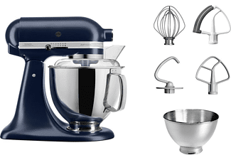 KITCHENAID 5KSM175PSEIB Küchenmaschine Ink blue (Rührschüsselkapazität: 4,8 Liter, 300 Watt)
