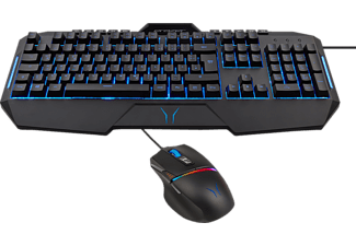 MEDION ERAZER® X81200 (MD88200) + X81500 (MD88500), Gaming Tastatur & Maus