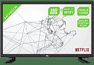 OK. ODL 24850HC-TIB LED TV (Flat, 24 Zoll / 60 cm, HD-ready, SMART TV)