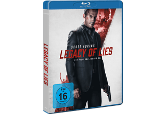 LEGACY OF LIES Blu-ray