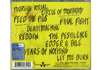 Cadaver - EDDER & BILE  - (CD)