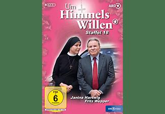 Um Himmels Willen - Staffel 18 DVD