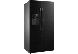 MIDEA KS-DDX 6.32 WT Side-by-Side (D, 1788 mm hoch, Dark Inox)