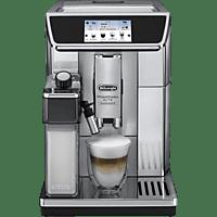 DE LONGHI Kaffeevollautomat PrimaDonna Elite Experience ECAM 650.85.MS.Edelstahl