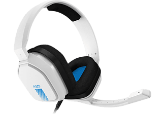 ASTRO GAMING A10, Over-ear Gaming Headset Weiß