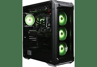 CAPTIVA R50-068, Gaming PC mit Ryzen 7 Prozessor, 16 GB RAM, 500 GB SSD, 2 TB HDD, RTX 2080 SUPER, 8 GB
