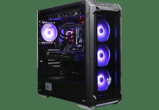 CAPTIVA I50-286 Wasserkühlung, Gaming PC mit Core™ i9 Prozessor, 32 GB RAM, 1 TB SSD, 2 TB HDD, GeForce RTX 2080 Ti , 11 GB