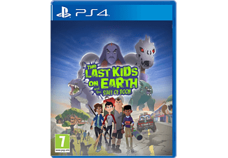 The Last Kids On Earth And The Staff Of Doom UK PS4