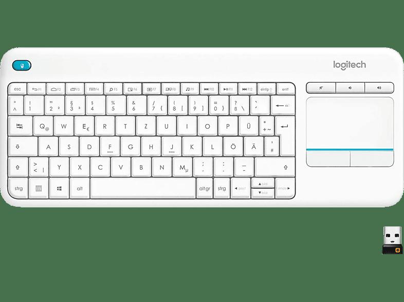 LOGITECH K400 Professional Wireless Touch, Tastatur