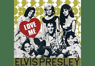 Elvis Presley - LOVE ME  - (Vinyl)