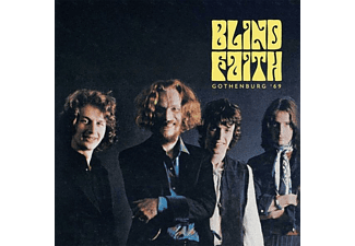 Blind Faith - Gothenburg '69 (Digipak)  - (CD)