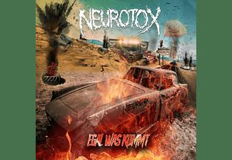 Neurotox - Egal Was Kommt (Digipak)  - (CD)