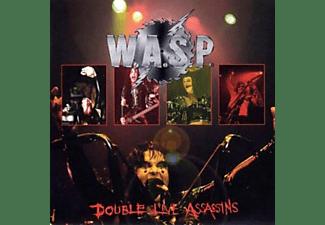 W.A.S.P. - DOUBLE LIVE ASSASSINS  - (CD)