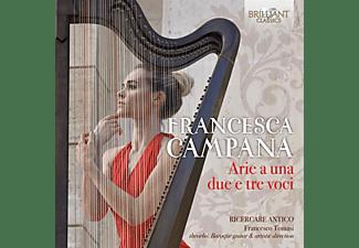 VARIOUS - Campana:Arie A Una,Due E Tre Voci  - (CD)