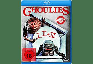 Ghoulies 1-3 (uncut) (Blu-ray) Blu-ray