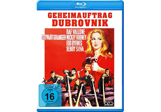 Geheimauftrag Dubrovnik (Blu-ray) Blu-ray