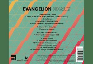 Yoko Takahashi, Megumi Hayashibara - Evangelion Finally  - (CD)