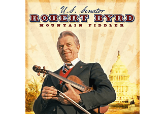 Senator Robert Byrd - MOUNTAIN FIDDLER  - (CD)