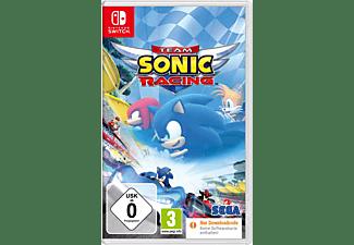 Team Sonic Racing (Code in der Box) - [Nintendo Switch]
