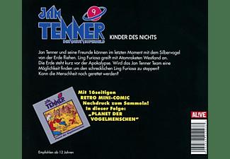 Jan Tenner - Kinder des Nichts (9)  - (CD)