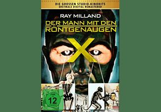 Der Mann mit den Röntgenaugen DVD