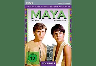 MAYA 2 DVD