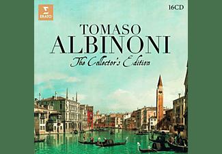 VARIOUS - TOMASO ALBINONI: THE COLLECTOR  - (CD)